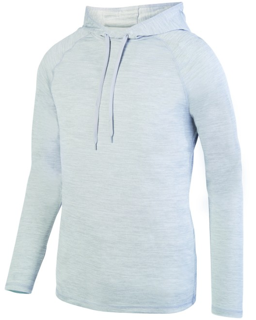 Picture of Augusta Sportswear 2905 Adult Shadow Tonal Heather Hoodie