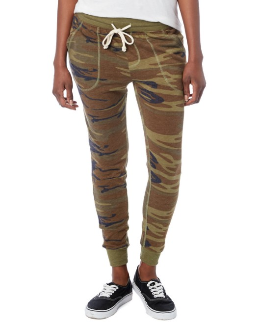Picture of Alternative 2910E Womens Eco Classic Jogger