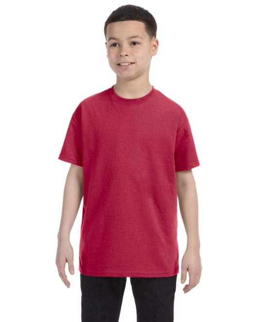 Picture of Jerzees 29B Youth 5.6 oz. DRI-POWER ACTIVE T-Shirt