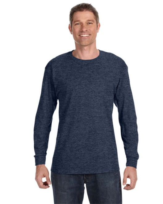 Picture of Jerzees 29L Adult 5.6 oz. DRI-POWER ACTIVE Long-Sleeve T-Shirt