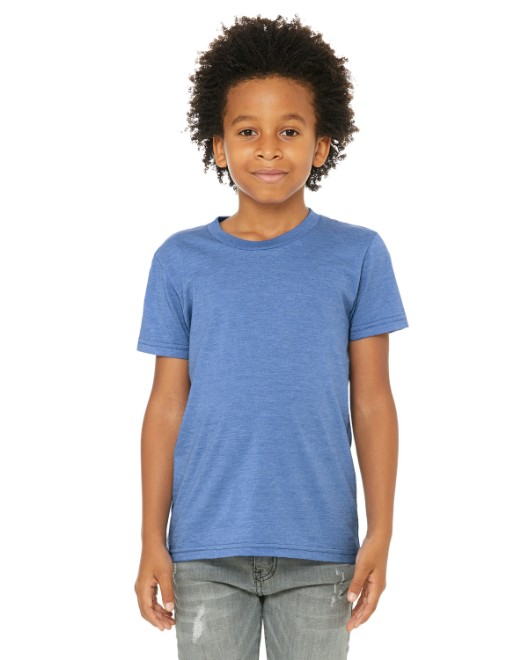 Picture of Bella + Canvas 3001Y Youth Jersey Short-Sleeve T-Shirt