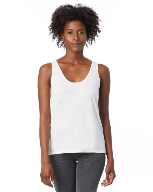 Picture of Alternative 3094B2 Ladies Slinky Jersey Tank Top