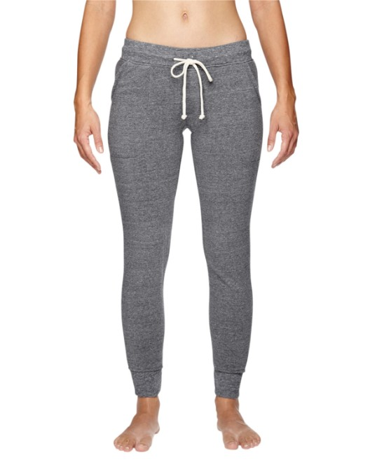 Picture of Alternative 31082F Ladies' Jogger Eco-Fleece Pant