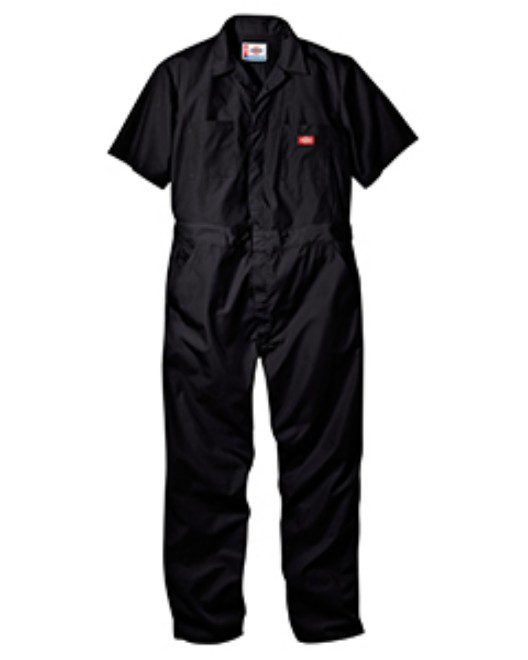 Picture of Dickies 33999 Men's 5 oz. Short-Sleeve Coverall