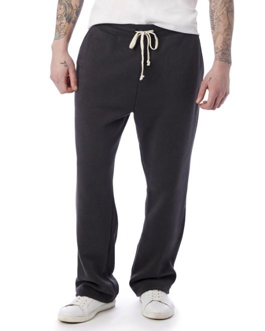 Picture of Alternative 3500F2 Men's Hustle Eco-Fleece Open Bottom Sweatpants