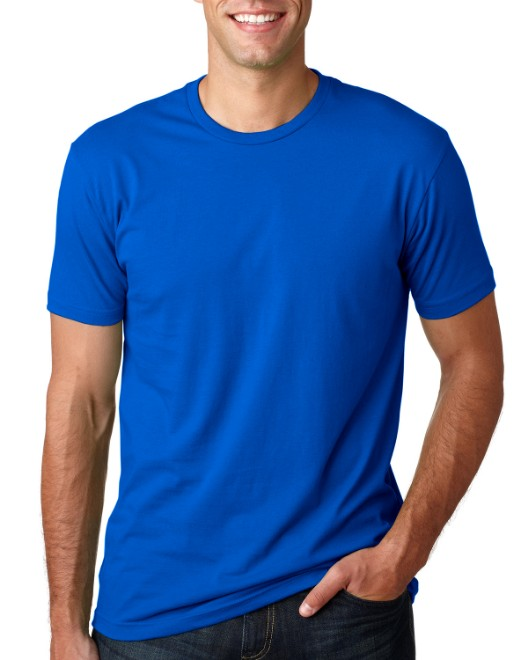 Picture of Next Level 3600 Unisex Cotton T-Shirt