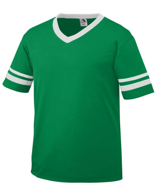 Picture of Augusta Sportswear 360 Adult Sleeve Stripe Jersey