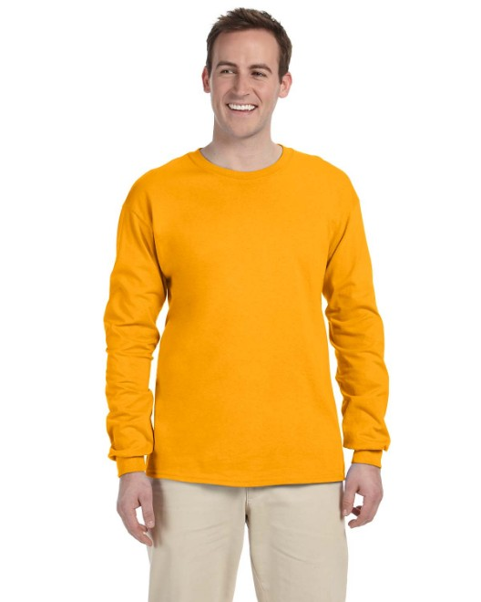 Picture of Jerzees 363L Adult 5 oz. HiDENSI-T Long-Sleeve T-Shirt