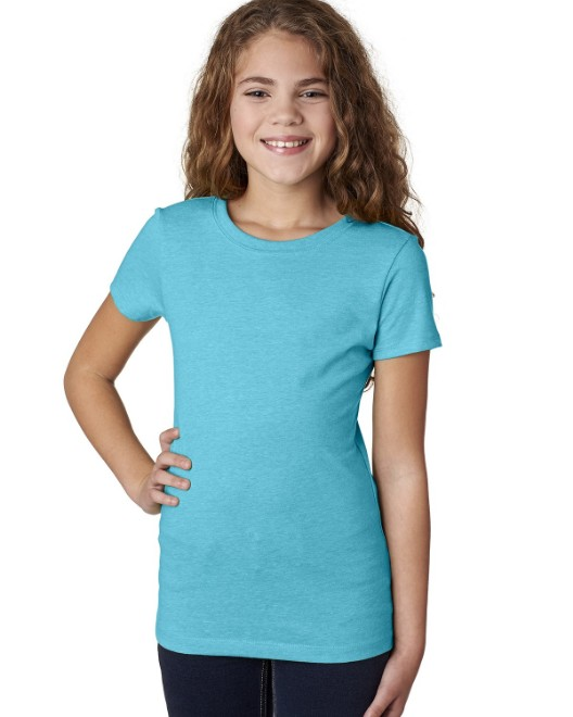 Picture of Next Level 3712 Youth Princess CVC T-Shirt