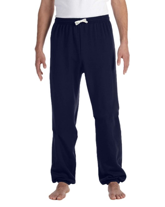 Picture of Bella + Canvas 3737 Unisex Sponge Fleece Long Scrunch Pant