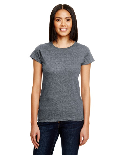 Picture of Anvil 379 Womens Lightweight Fitted T-Shirt