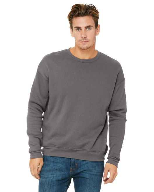 Picture of Bella + Canvas 3945 Unisex Drop Shoulder Fleece