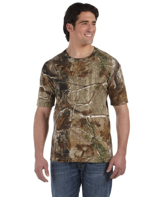 Picture of Code Five 3980 Men's Realtree Camo T-Shirt