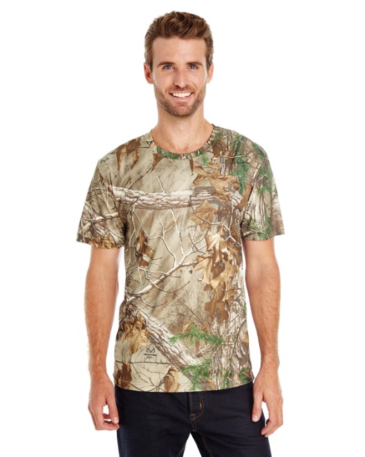 Picture of Code Five 3983 Men's Performance Camo T-Shirt