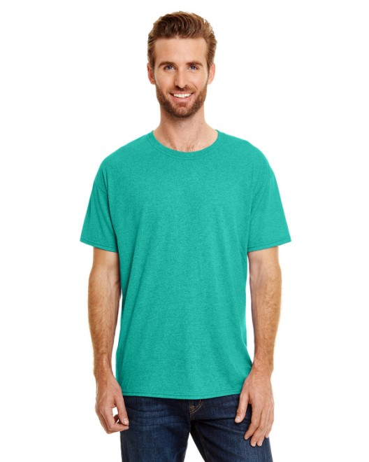 Picture of Hanes 42TB Adult X-Temp Triblend T-Shirt