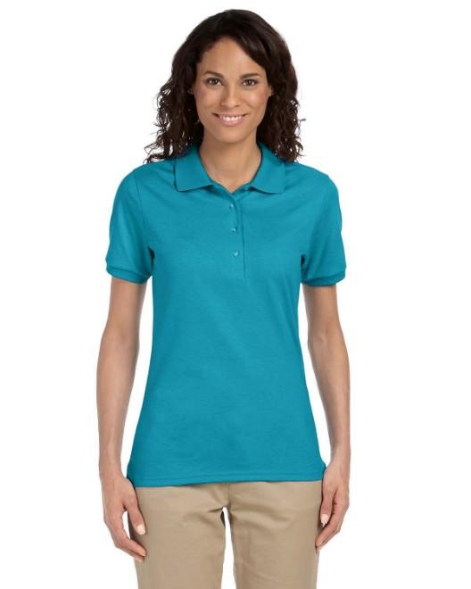 Picture of Jerzees 437W Womens 5.6 oz. SpotShield Jersey Polo