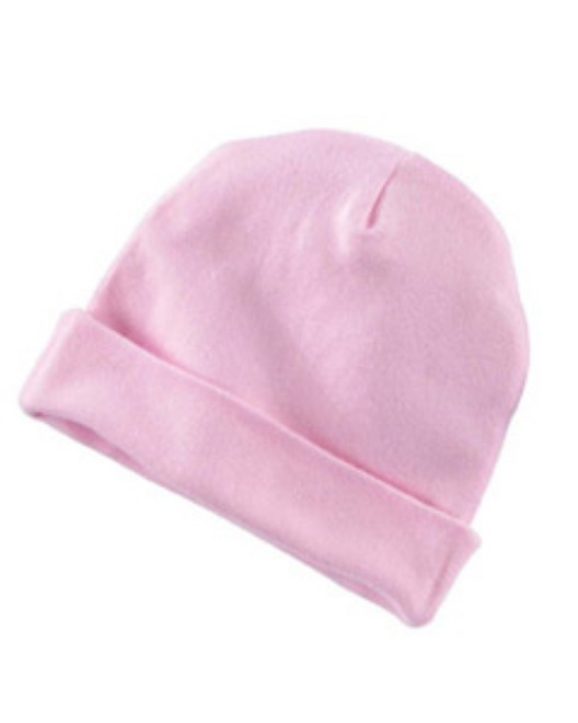 Picture of Rabbit Skins 4451 Infant Baby Rib Cap