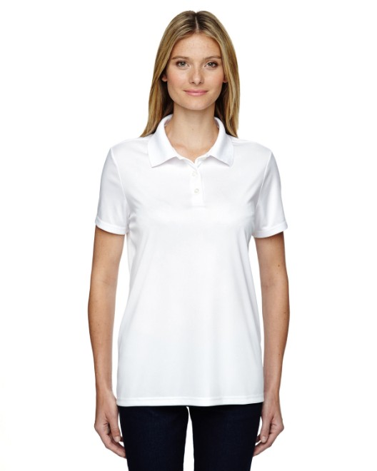 Picture of Hanes 480W Womens 4 oz. Cool Dri with Fresh IQ Polo