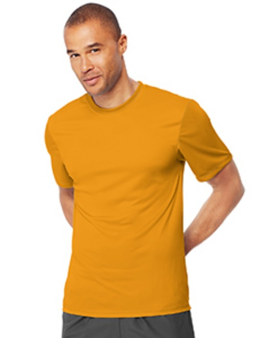 Picture of Hanes 4820 Adult Cool DRI with FreshIQ T-Shirt