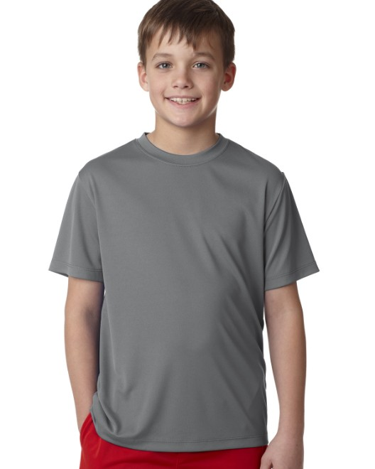 Picture of Hanes 482Y Youth Cool DRI with FreshIQ Performance T-Shirt