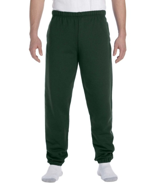Picture of Jerzees 4850P Adult 9.5 oz. Super Sweats NuBlend Fleece Pocketed Sweatpants
