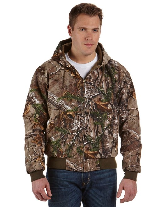 Picture of Dri Duck 5020RT Men's Tall Realtree Xtra Cheyenne Jacket