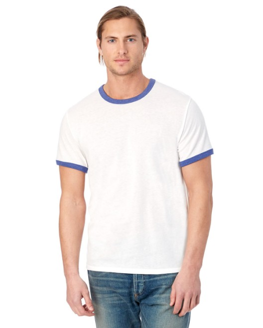 Picture of Alternative 5103BP Unisex Keeper Ringer T-Shirt