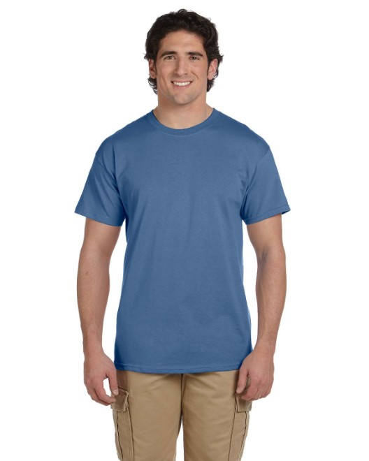 Picture of Hanes 5170 Adult 5.2 oz., 50/50 EcoSmart T-Shirt