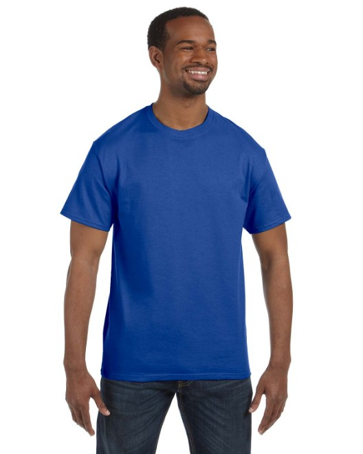 Picture of Hanes 5250T Men's 6.1 oz. Tagless T-Shirt