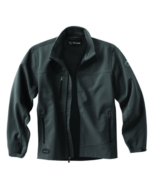 Picture of Dri Duck 5350 Men's Poly Spandex Motion Softshell Jacket