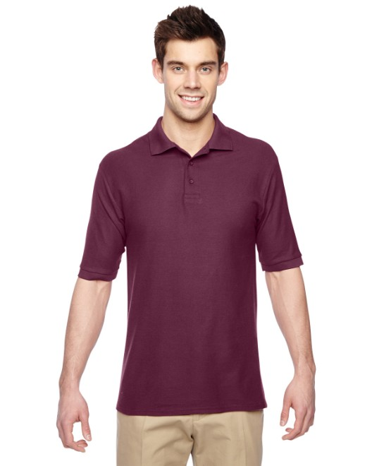 Picture of Jerzees 537MSR Adult 5.3 oz. Easy Care Polo