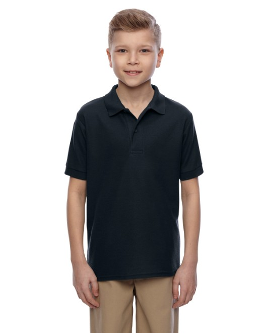 Picture of Jerzees 537YR Youth 5.3 oz. Easy Care Polo