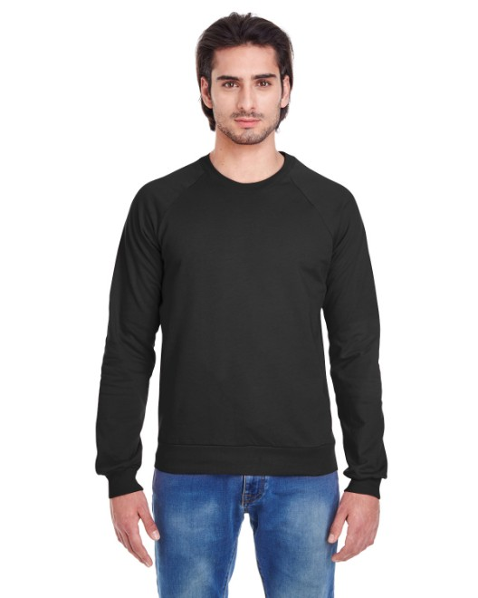 Picture of American Apparel 5454W Unisex California Fleece Raglan