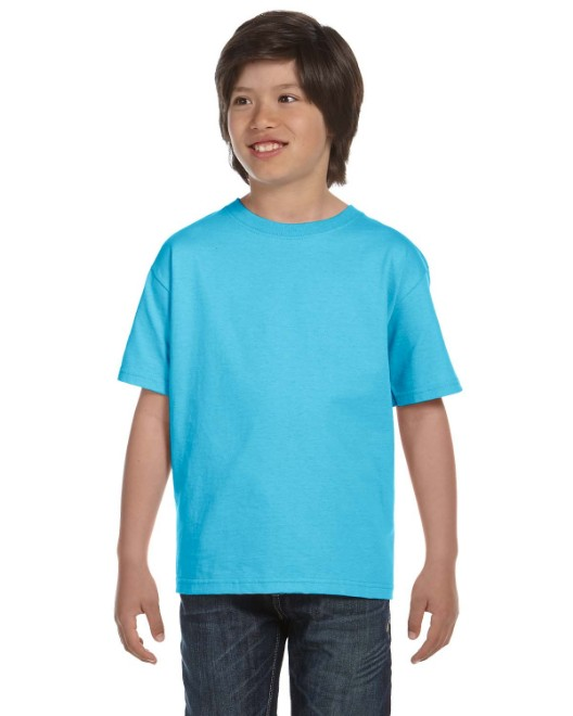 Picture of Hanes 5480 Youth 5.2 oz. ComfortSoft Cotton T-Shirt