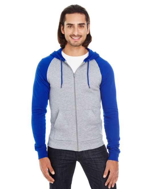 Picture of American Apparel 5497W Unisex California Fleece Zip Hoodie