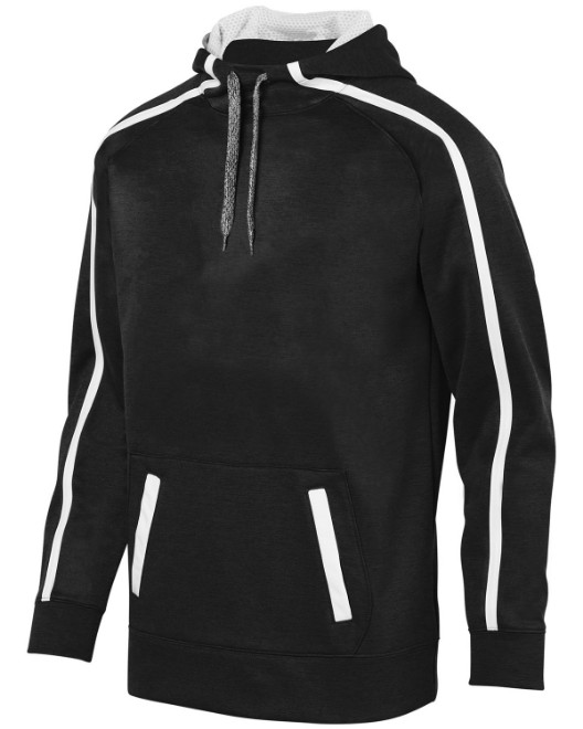 Picture of Augusta Sportswear 5554 Adult Stoked Tonal Heather Hoodie