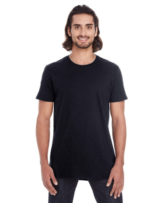 Picture of Anvil 5624 Adult Lightweight Long & Lean T-Shirt