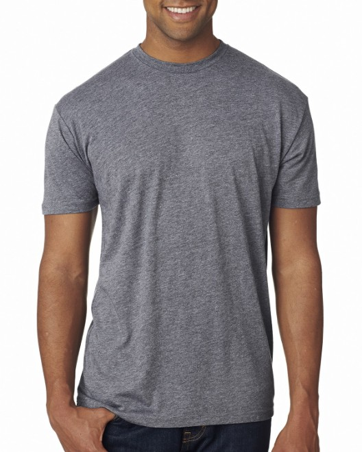 Picture of Next Level 6010 Men's Triblend Crew