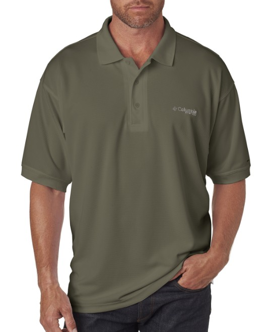 Picture of Columbia 6016 Men's Perfect Cast Polo