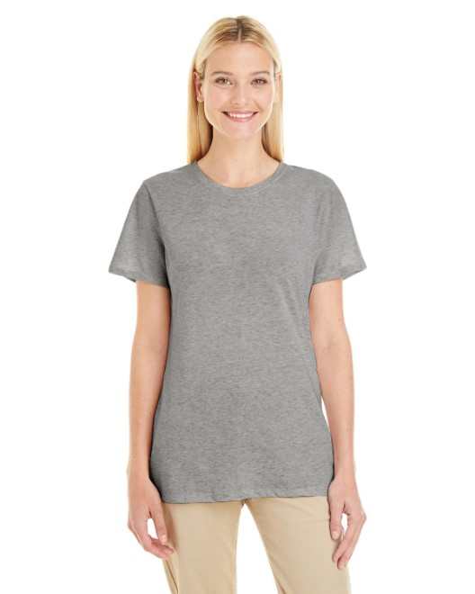 Picture of Jerzees 601WR Womens 4.5 oz. TRI-BLEND T-Shirt