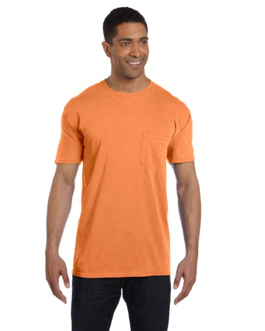 Picture of Comfort Colors 6030CC Adult Heavyweight RS Pocket T-Shirt