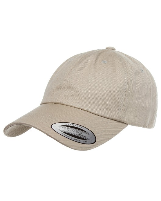 Picture of Yupoong 6245CM Adult Low-Profile Cotton Twill Dad Cap