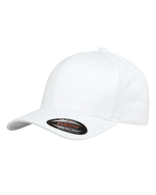 Picture of Flexfit 6277 Adult Wooly 6-Panel Cap