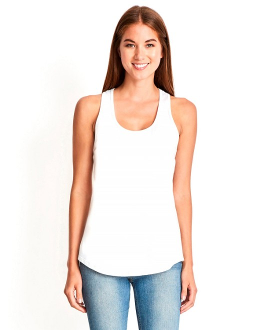 Picture of Next Level 6338 Ladies' Gathered Racerback Tank
