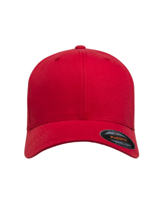 Picture of Flexfit 6377 Adult Brushed Twill Cap