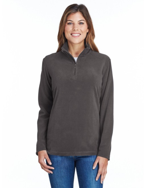 Picture of Columbia 6427 Womens Crescent Valley Quarter-Zip Fleece