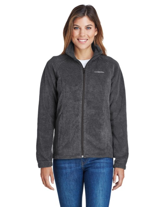 Picture of Columbia 6439 Womens Benton Springs Full-Zip Fleece