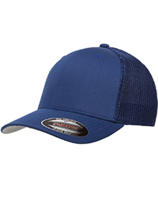 Picture of Flexfit 6511 Adult 6-Panel Trucker Cap