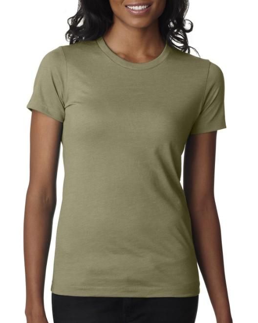 Picture of Next Level 6610 Ladies' CVC T-Shirt