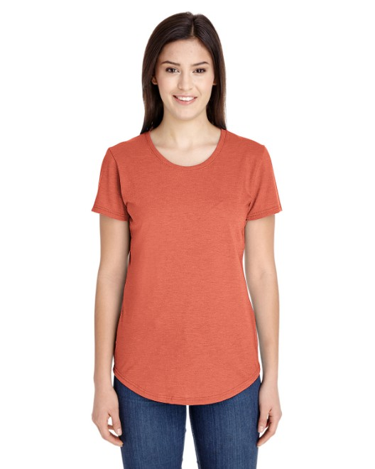 Picture of Anvil 6750L Womens Triblend T-Shirt